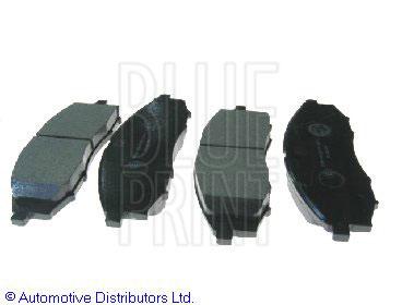 Kit de plaquettes de frein, frein à disque - BLUE PRINT - ADN142121