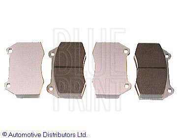 Kit de plaquettes de frein, frein à disque - BLUE PRINT - ADN14266P