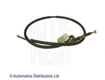 Tirette à câble, frein de stationnement - BLUE PRINT - ADN146109
