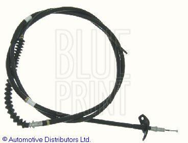 Tirette à câble, frein de stationnement - BLUE PRINT - ADN146161