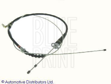 Tirette à câble, frein de stationnement - BLUE PRINT - ADN146162