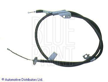 Tirette à câble, frein de stationnement - BLUE PRINT - ADN146177