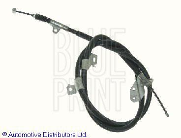Tirette à câble, frein de stationnement - BLUE PRINT - ADN146178