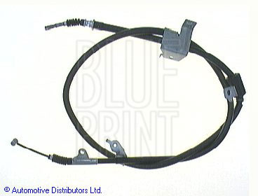 Tirette à câble, frein de stationnement - BLUE PRINT - ADN146184