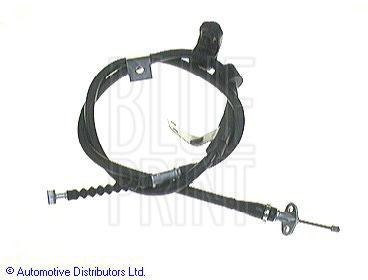 Tirette à câble, frein de stationnement - BLUE PRINT - ADN146190