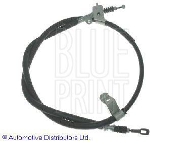 Tirette à câble, frein de stationnement - BLUE PRINT - ADN146194