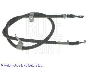 Tirette à câble, frein de stationnement - BLUE PRINT - ADN146195