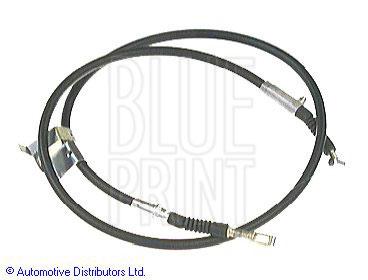Tirette à câble, frein de stationnement - BLUE PRINT - ADN146221