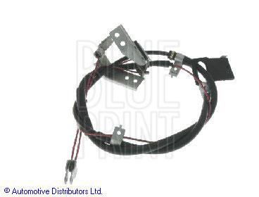 Tirette à câble, frein de stationnement - BLUE PRINT - ADN146225