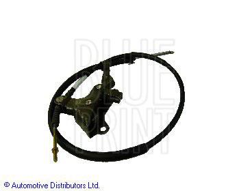 Tirette à câble, frein de stationnement - BLUE PRINT - ADN14623