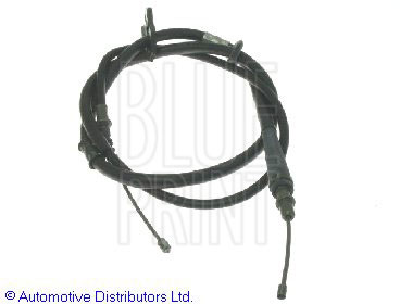 Tirette à câble, frein de stationnement - BLUE PRINT - ADN146250