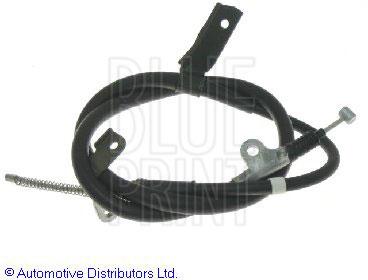 Tirette à câble, frein de stationnement - BLUE PRINT - ADN146252