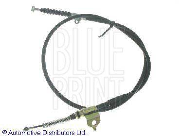 Tirette à câble, frein de stationnement - BLUE PRINT - ADN146254
