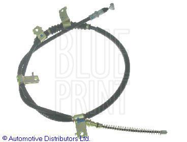 Tirette à câble, frein de stationnement - BLUE PRINT - ADN146258