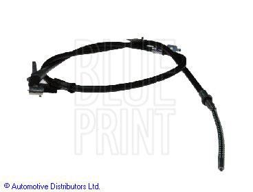 Tirette à câble, frein de stationnement - BLUE PRINT - ADN146259