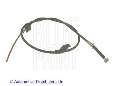 Tirette à câble, frein de stationnement - BLUE PRINT - ADN146263