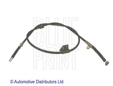 Tirette à câble, frein de stationnement - BLUE PRINT - ADN146265