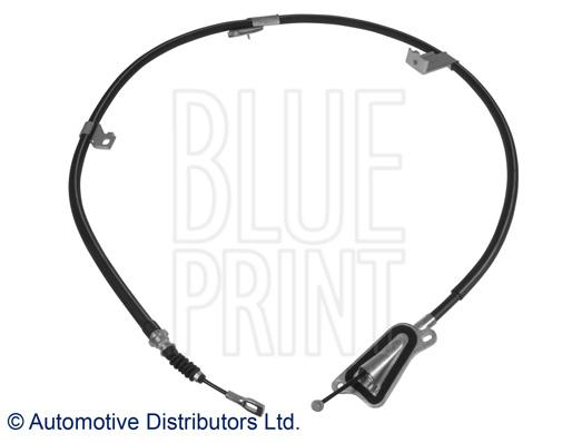 Tirette à câble, frein de stationnement - BLUE PRINT - ADN146270