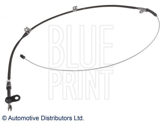 Tirette à câble, frein de stationnement - BLUE PRINT - ADN146273