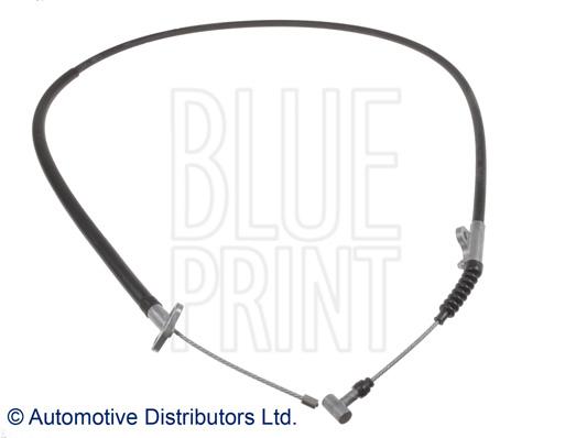 Tirette à câble, frein de stationnement - BLUE PRINT - ADN146275