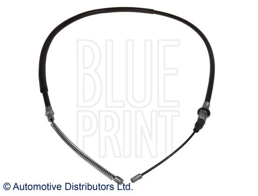 Tirette à câble, frein de stationnement - BLUE PRINT - ADN146284