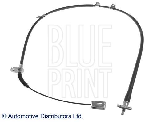 Tirette à câble, frein de stationnement - BLUE PRINT - ADN146296