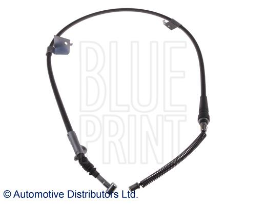 Tirette à câble, frein de stationnement - BLUE PRINT - ADN146299