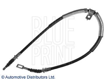 Tirette à câble, frein de stationnement - BLUE PRINT - ADN146315