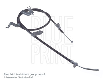 Tirette à câble, frein de stationnement - BLUE PRINT - ADN146345