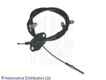 Tirette à câble, frein de stationnement - BLUE PRINT - ADN14653