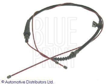Tirette à câble, frein de stationnement - BLUE PRINT - ADN14687