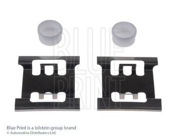 Kit d'accessoires, plaquette de frein à disque - BLUE PRINT - ADN148604