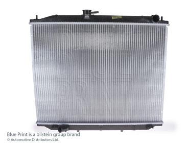 Radiateur, refroidissement du moteur - BLUE PRINT - ADN198103