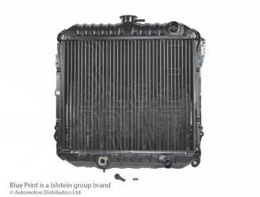 Radiateur, refroidissement du moteur - BLUE PRINT - ADN19836