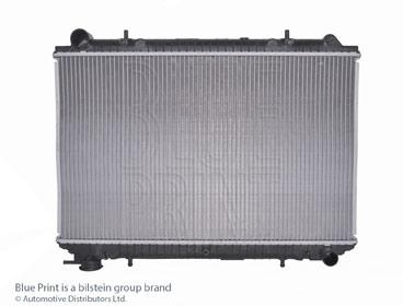 Radiateur, refroidissement du moteur - BLUE PRINT - ADN19860C