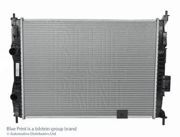 Radiateur, refroidissement du moteur - BLUE PRINT - ADN19898