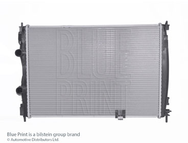 Radiateur, refroidissement du moteur - BLUE PRINT - ADN19899