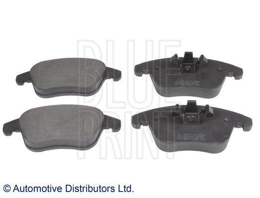 Kit de plaquettes de frein, frein à disque - BLUE PRINT - ADP154206