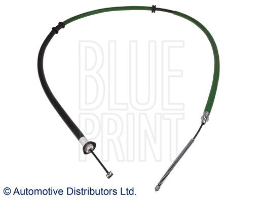 Tirette à câble, frein de stationnement - BLUE PRINT - ADP154603