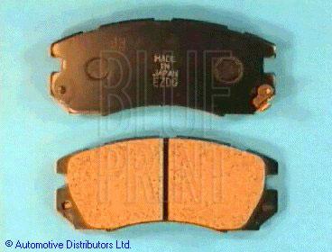 Kit de plaquettes de frein, frein à disque - BLUE PRINT - ADS74208