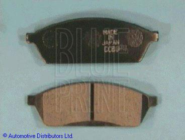 Kit de plaquettes de frein, frein à disque - BLUE PRINT - ADS74211