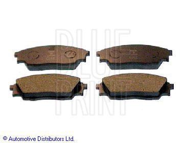 Kit de plaquettes de frein, frein à disque - BLUE PRINT - ADS74217