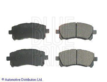Kit de plaquettes de frein, frein à disque - BLUE PRINT - ADS74221