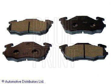 Kit de plaquettes de frein, frein à disque - BLUE PRINT - ADS74223