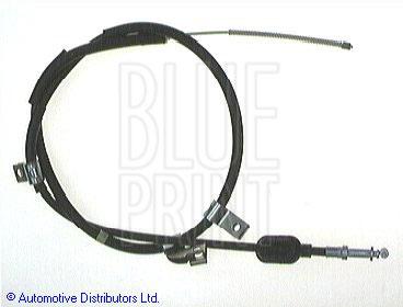 Tirette à câble, frein de stationnement - BLUE PRINT - ADS74610