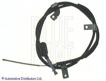 Tirette à câble, frein de stationnement - BLUE PRINT - ADS74624