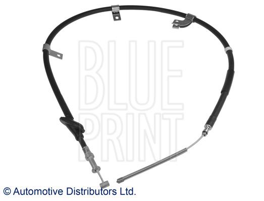Tirette à câble, frein de stationnement - BLUE PRINT - ADS74627