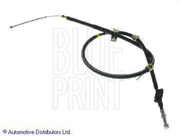 Tirette à câble, frein de stationnement - BLUE PRINT - ADS74628