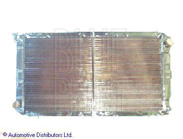 Radiateur, refroidissement du moteur - BLUE PRINT - ADS79805