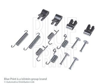 Kit d'accessoires, mâchoire de frein - BLUE PRINT - ADT341502